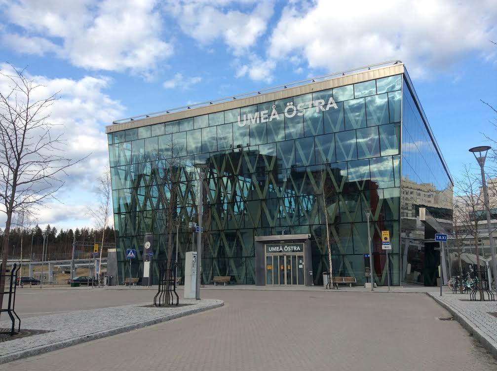 Стажировка в Швеции Умео Университет Школа Бизнеса и Экономики