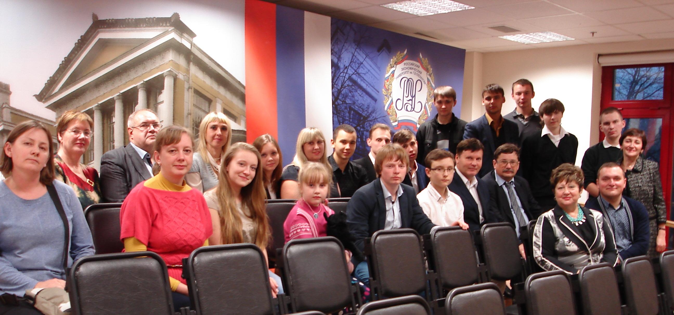 Всероссийский конкурс творческих работ студентов, обучающихся по программам СПО, «Зеленые технологии». 21 октября 2014 года