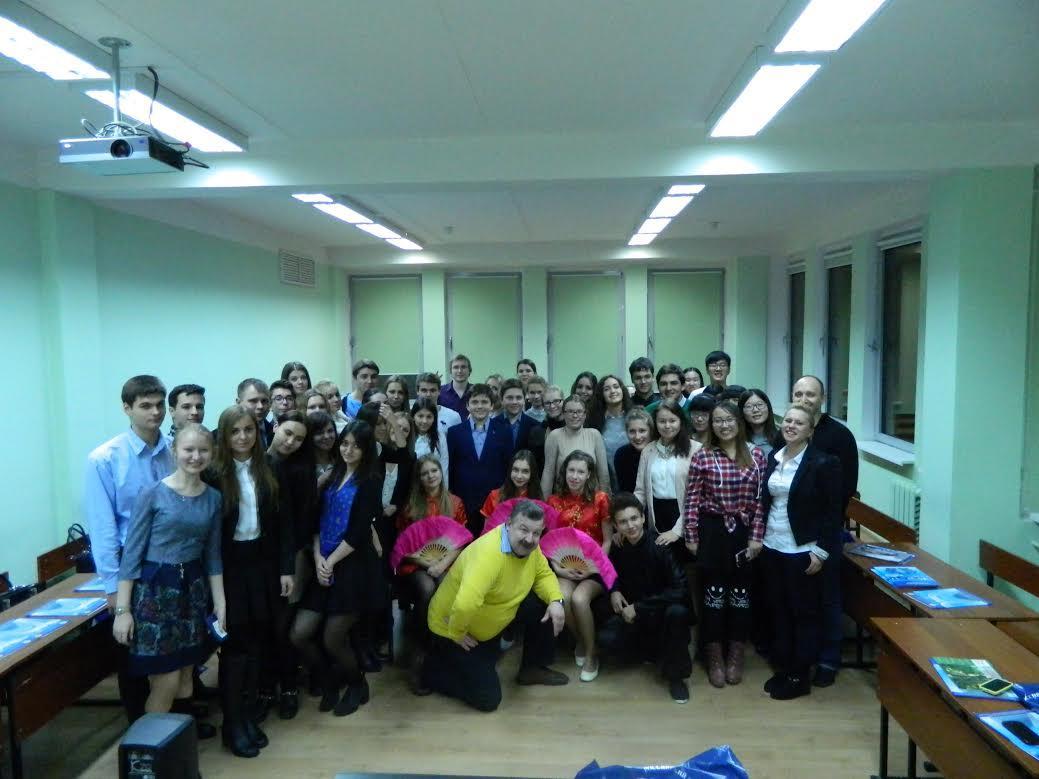 На факультете Менеджмента состоялся круглый стол «Россия и Китай: вектор образовательного и культурного сотрудничества»