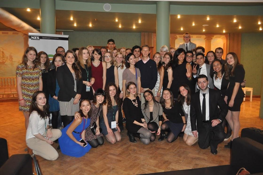 Студентка 3 курса факультета менеджмента А.Д. Бусалова приняла участие в международной конференции